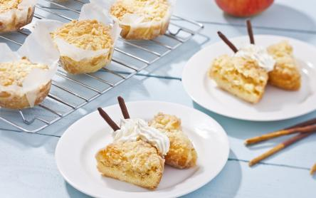 Test cupcakes