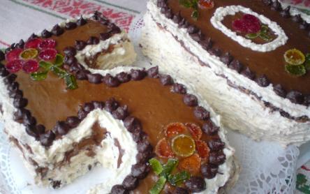 Szülinapi torta (saját recept)