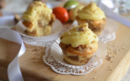 Aranygaluska muffin