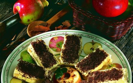 Mikulás-váró almás