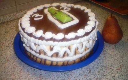 Kapuciner torta