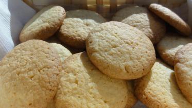 Amerikai gyömbéres keksz