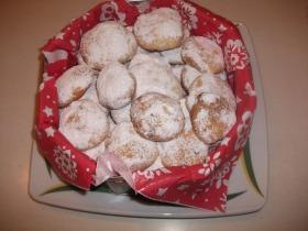 Karácsonyi csokis keksz