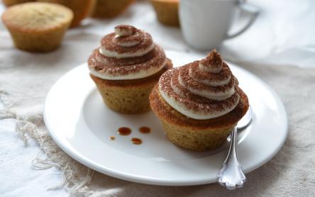 Tiramisu muffin