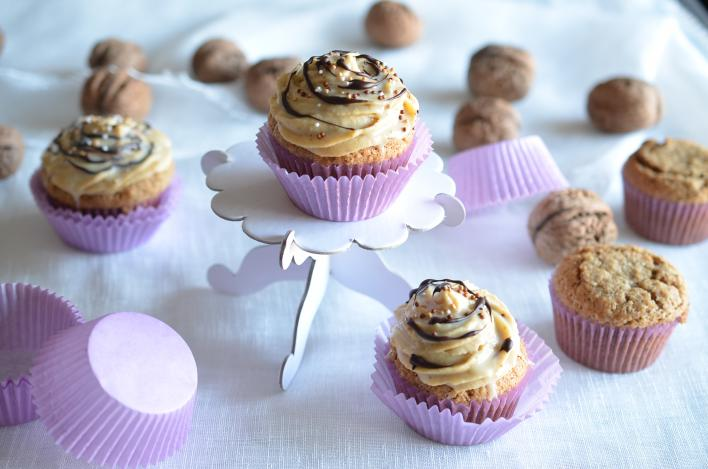 Eszterházy muffin