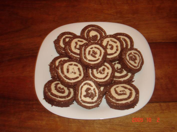 Rumos keksztekercs
