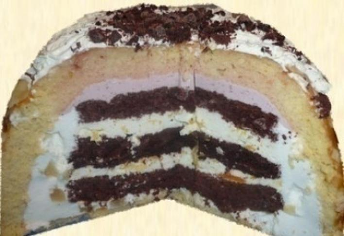 A Chef álma torta