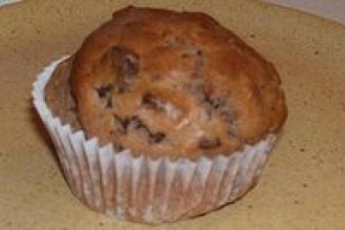 Csodás csokis muffin