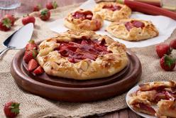 Epres rebarbarás francia pite
