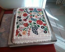 Oroszkrém torta