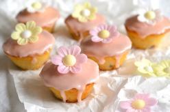 Puncstorta muffin