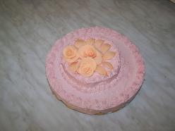 Epres szülinapi torta