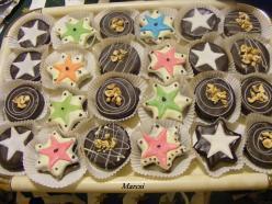 Vegyes apró sütemények