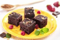 Brownie (amerikai, duplán csokis kockák)