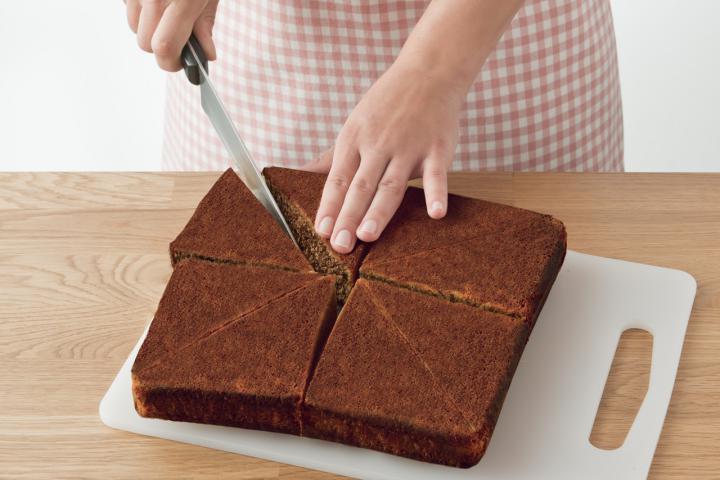 Mézes-gyömbéres sütemény  elkészítés 3. lépés képe